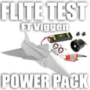 FT Viggen Flight Packs