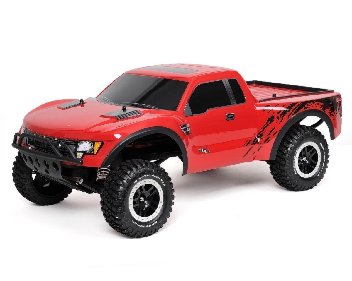 Traxxas Ford ...  sc 1 st  Grayson Hobby & Traxxas Radio Control Ford F-150 Raptor SVT 2WD RTR with On-Board ... markmcfarlin.com
