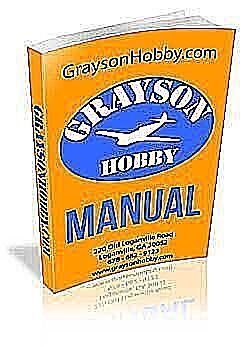 Grayson Hobby Manuals & Directions