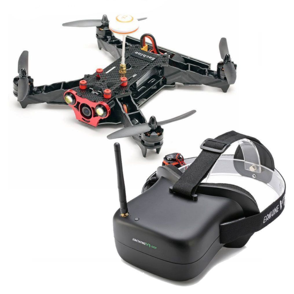Eachine FPV Racer with Goggles