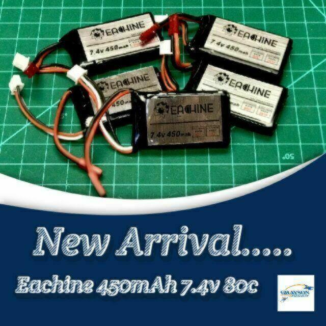 BabyHakw | Torrent 110 Battery Upgrade