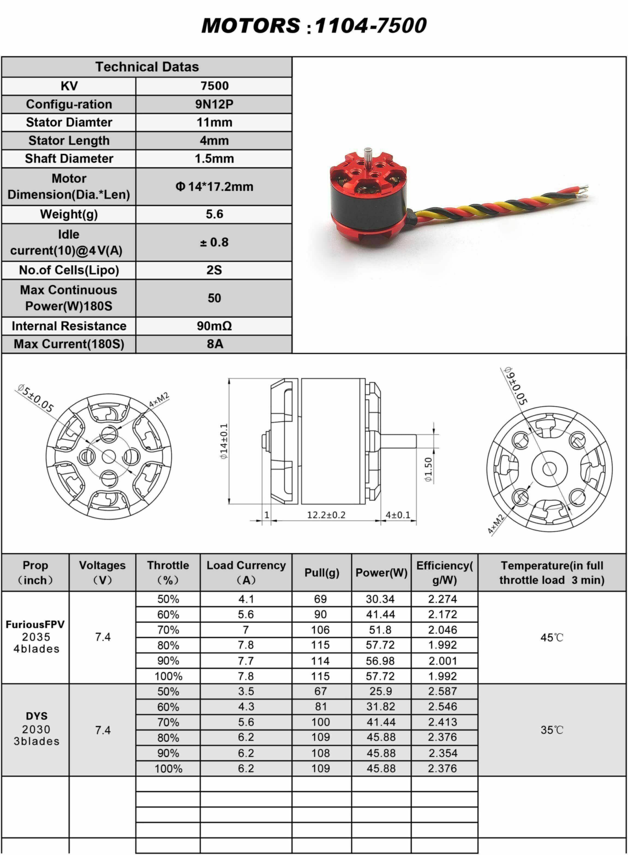 Eachine 1104 7500kv Brushless Motor Grayson Hobby Brushlessmotorinsidediagram Item 2s