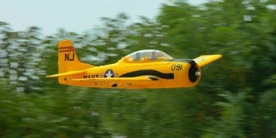 Dynam T28 Yellow