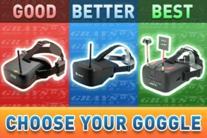 E010C Goggle