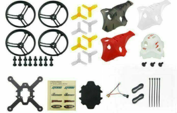 KingKong ET115 V2 Complete Parts Kit