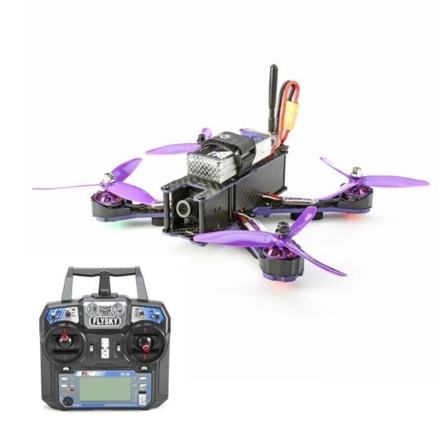 Eachine Wizard X220 Fpv Ready To Fly Drone Racer Blheli F3 Foldable Frame Kit With Parallel Circuit Board Pcb Mini 280 Quadcopter Rtf
