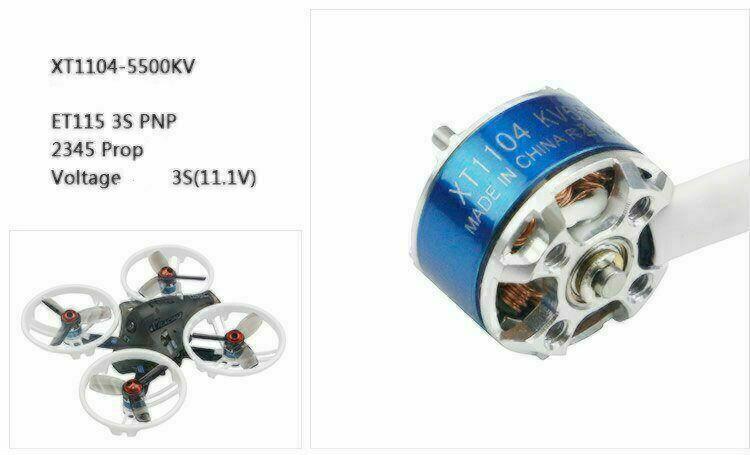 LDARC ET115 V2 Motor
