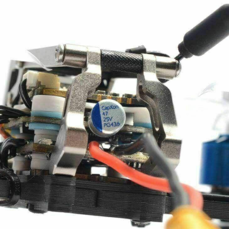 Diatone M3 V2 3 Inch Quad - Updated Compacitor