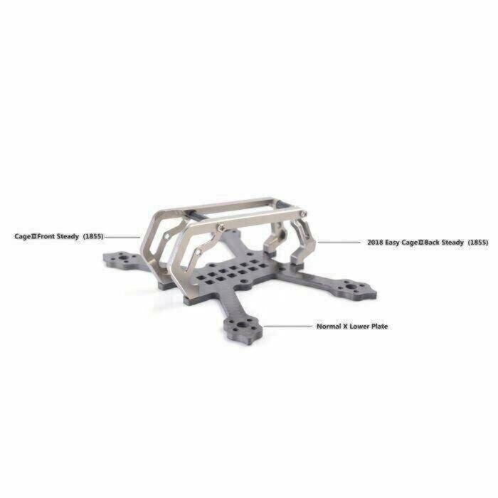 Diatone Easy Cage Ⅱ Assembly Titanium