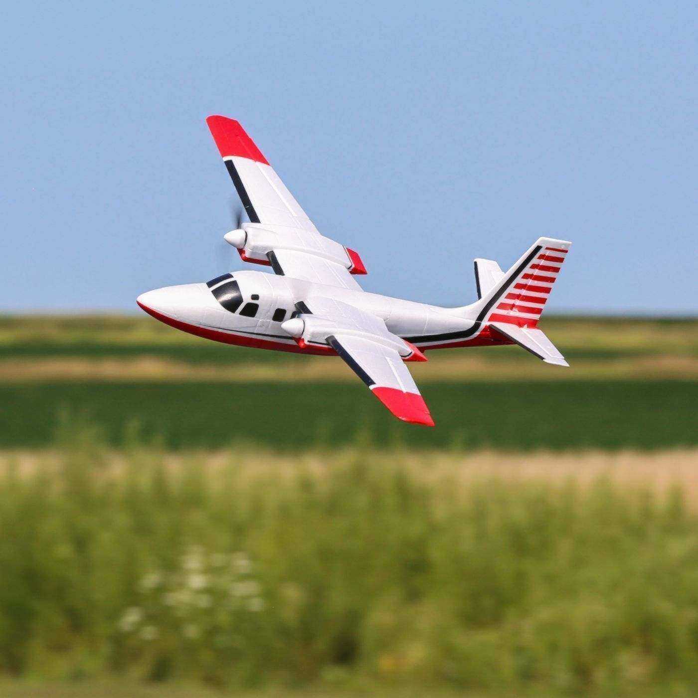 Aero Commander BNF Basic with AS3X
