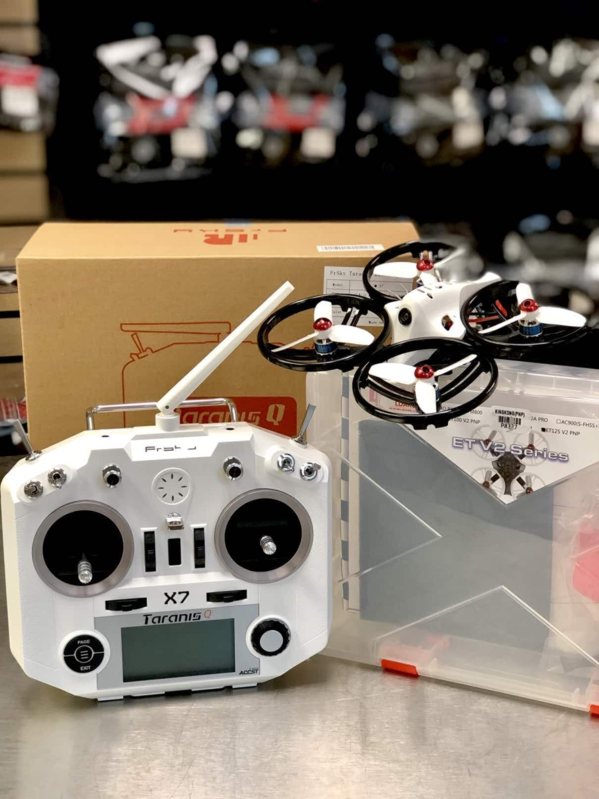 KingKong ET125 V3 Ready to Fly Custom Drone Bundle