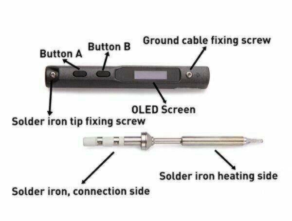 TS100 Iron